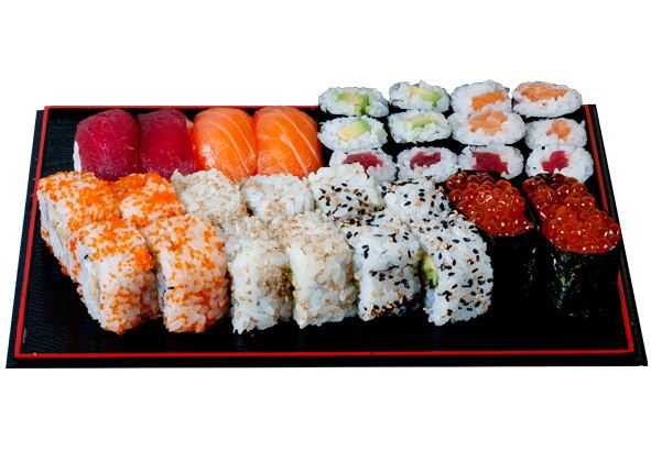 Bandejas sushi madrid - Bandejas para sushi ...