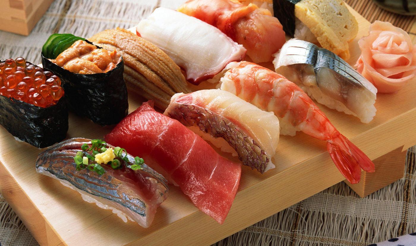 ¿Sashimi, Temaki, Temaki...? tu eliges